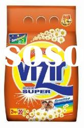 biological washing powder vizir best quality universal