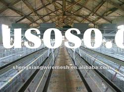 chicken cage/poultry house design/ poultry cage/automatic poultry farming equipment ( factory)