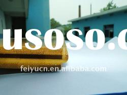 click-lock CE certificate carbonized horizontal solid bamboo flooring