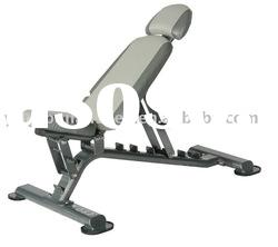 commercial fitness equipment weight bench YB229