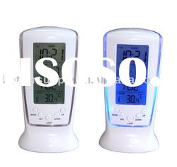 digital alarm clock calendar clock table clock (BS-C4038)