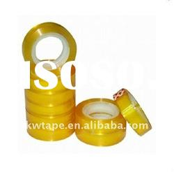 high quality Bopp clear stationary adhesive tape for school and office