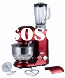 househould food processor and mixer blender