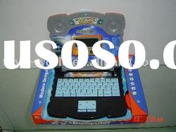 lap top, language learning computer study machine English, Spain, French, Russian, Arab HJ220038