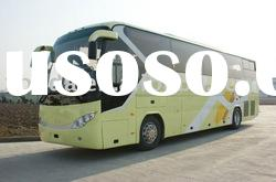 long-distance tranport passenger bus, tourist coach, travel bus, airport shuttle