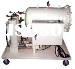 low-temperature condensation water-oil separator/oil purification machine