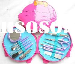 manicure set,grooming kit,beauty kit ,nail tool,manicure tool SUN-03