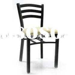 metal dining room chair