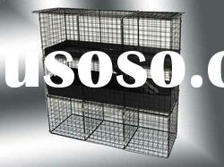 metal wire new design luxury animal cage