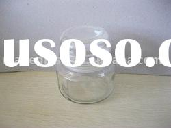 mini glass jar for candy/glass storage container/glassware
