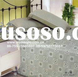 modern bamboo sheet bedding set