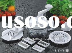 multi-functional Plastic salad spinner, Egg White Separator(CY-706)