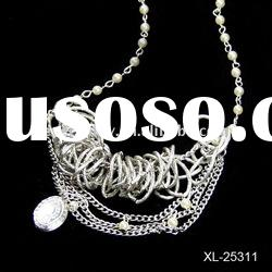 new fashionfashion new design handmade 2011 fashion necklace chain types
