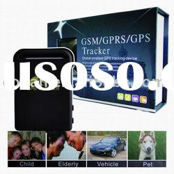 personal gps tracker with free pc client software and optional web server