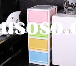 plastic drawers / foldable storage box/ plastic storage box OEM
