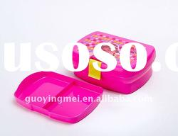 plastic lunch box with divider, personalized bento lunch boxes