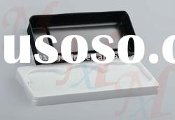 plastic packaging pp box tray with dividers for microwave