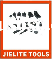 round and square knockout hole punches die tool set