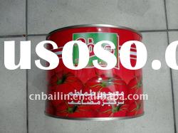 tomato paste pizza sauce,canned tomato sauce 28-30% brix,tomato concentrate brix 36-38