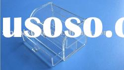 transparent cosmetic holder , acrylic Mini cosmetic drawer