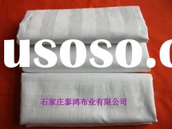 used for bed sheet 100% Cotton satin fabric