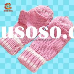 women's mittens,mitts gloves,knit mittens NLKG(345)
