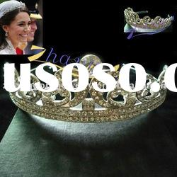 2011 Kate Middleton Princess and William Wedding wedding Tiara and rings