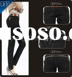 2012 newest brazilian jeans for women wih nice sewing patterns