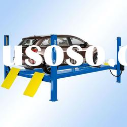 4 post car lifts IT8414 used over 50 countries 4000kg capacity