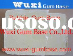 Block Bubble gum base