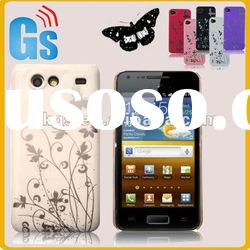 Butterfly Lovely cute Hard Back Case Cover Skin For Samsung Galaxy S Advance i9070