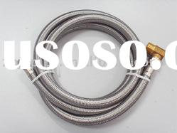 Dishwasher hose-stainless steel knitted