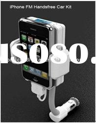 FM Handsfree Car Kit for iPhone