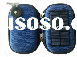 Flexible solar charger bag case for blackberry iphone mobilephone with OEM welcome