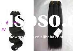 Human Hair Weft and remy human hair fast delivery weave black hair styles