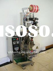 Milk Packing Machine India with three/four side seal