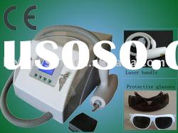 Mini ND-YAG Q-switch laser tattoo removal and Pigment Removal equipment