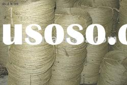 Sisal rope/ Strong pulling force rope