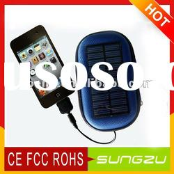 Solar Mobile Charger Cover