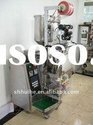 Water Pouch Packing Machine Price with three/four side seal