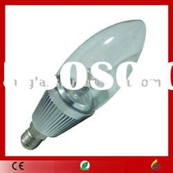 (Ace) 3w candle led light