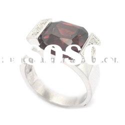 hot sell princess cut diamond ring