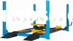 hydraulic car jack lift;alignment four post lift