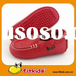 red cute classic style comfortable baby shoes high quality