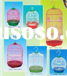 small portable stronge bird cage with stand roll