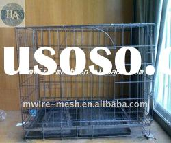 welded wire mesh bird cages/ poultry cages(factory)