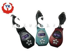 with remote control Wireless FM Transmitter Car MP3 Player
