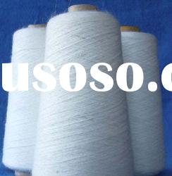 100% cotton yarn carded for weaving 30s
