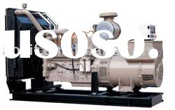 125KVA/100KW Cummins natural gas generator set with ISO and CE Certificate