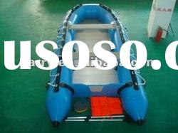 2012BY newest inflatable fishing boats